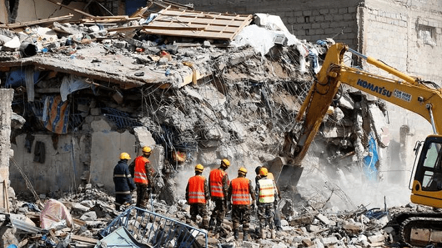 BALAL: Why buildings collapse